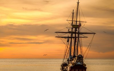 Friday Fiction 100 Word Challenge sailing ship