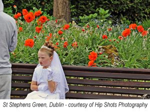 Irish Catholic girl Dublin Ireland
