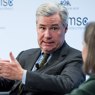 Sheldon Whitehouse Has Mad Skillz