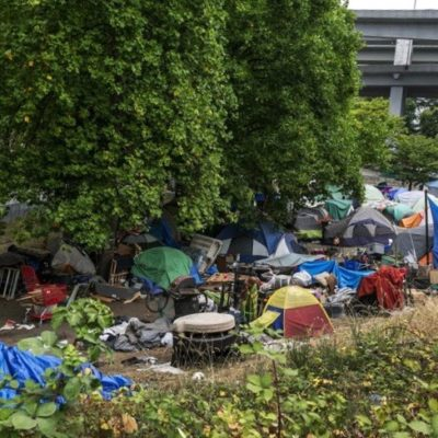Salon Goes For Another Spin: U.S. Homeless Problem is All Trump