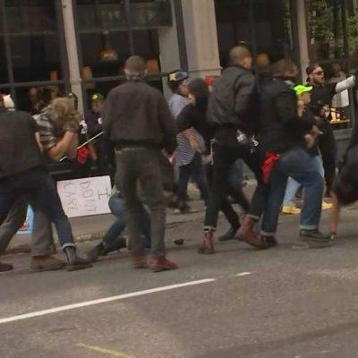 Ted Wheeler Backs Antifa in The People's Republic of Portland