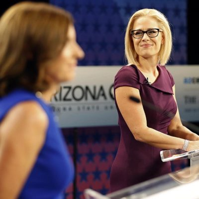 Kyrsten Sinema's Problematic Record Regarding Taliban And Terrorist Attorney Lynne Stewart [VIDEO]