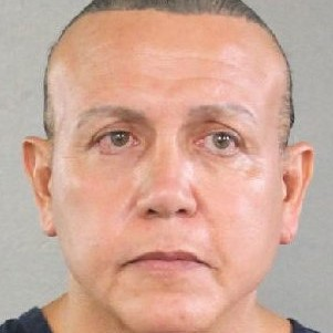 Suspected Wannabe Bomber by Mail, Cesar Sayoc Jr., Arrested