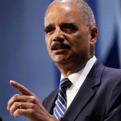 "Eric Holder Tells Democrats When Republicans Go Low, ""Kick Them"""