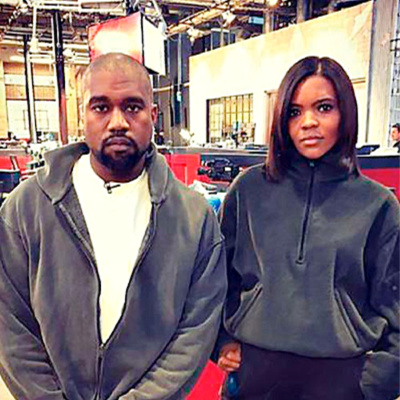 Blexit, Kanye West and Candace Owens