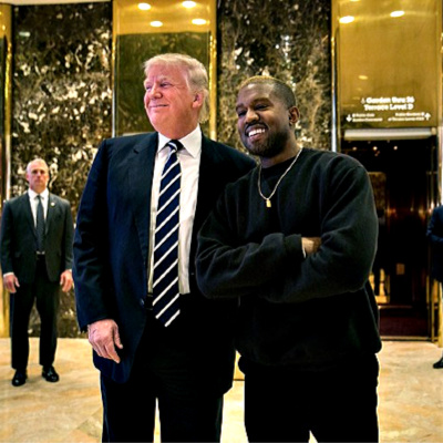 "Kanye West Called Trump's ""Token Negro"" On CNN"