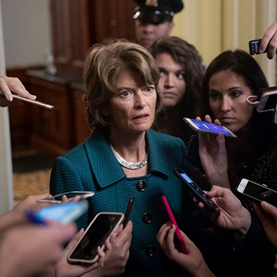 Kavanaugh Clash: Lisa Murkowski Facing Alaska GOP Backlash