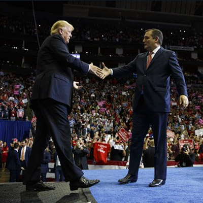 "Trump Stumps for ""Texas Ted"" and Here's Why Cruz Will Win"