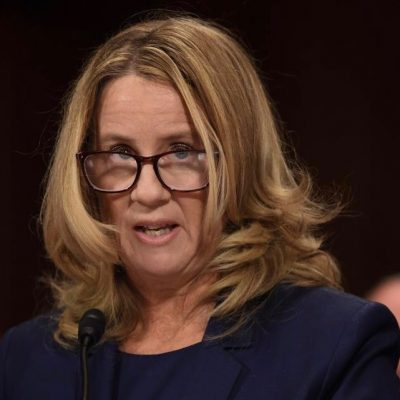 Christine Blasey Ford May Have Lied About Polygraph And 2nd Door; What Else Might She Have Lied About?