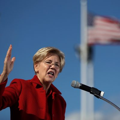 Elizabeth Warren's New DNA Test Is Definitive Proof That She's Running [VIDEO]