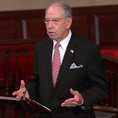 Grassley Calls Out Ford's Lawyers For Documents