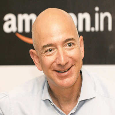 Jeff Bezos/Financial Times