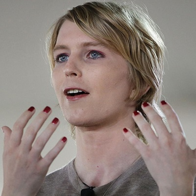 Chelsea Manning - Still Delusional After All These Years