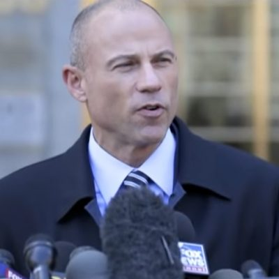 Avenatti Becomes Toxic To The Left