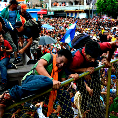 Migrant Caravan Mystery Questions Need Answers