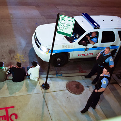 Chicago Police Committing Suicide. Did You Know?
