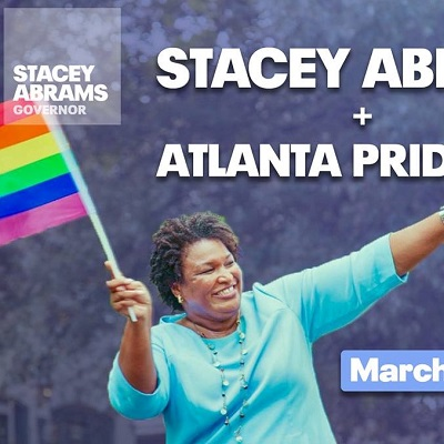 Georgia Gubernatorial Candidate Stacey Abrams Lies with Dogs, Has Fleas