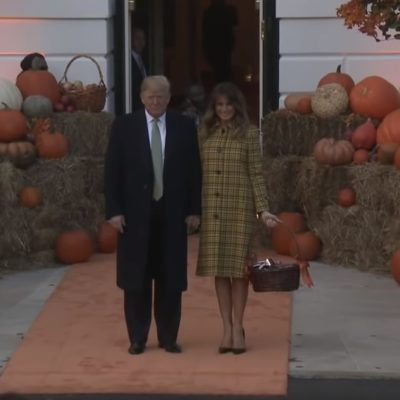 Halloween At The White House [VIDEO]