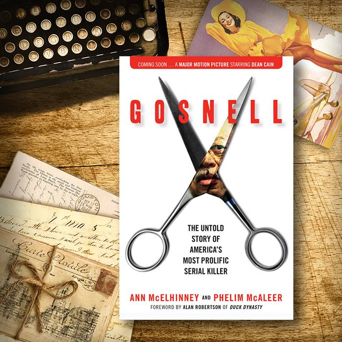 From the VG Bookshelf: Gosnell