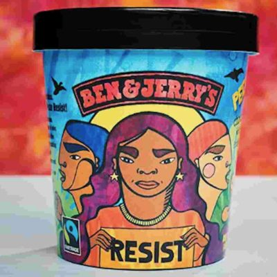 Ben and Jerry's: Taste The Rainbow of Hypocrisy