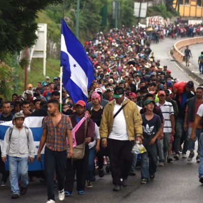 Illegal Immigrant Group Files Lawsuit, Claims U.S. Violating Their Constitutional Rights [VIDEO]