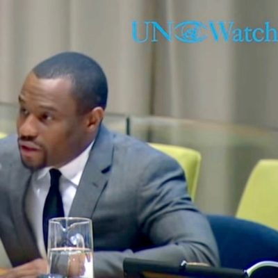 CNN's Mark Lamont Hill Endorses Palestinian Violence, Wants Israel Eliminated [VIDEO]