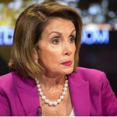 Nancy Pelosi Plays Vagina Politics for Speaker Post