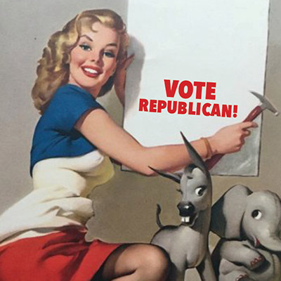 #ElectionDay: 5 Dem Videos Reinforce Why You Should Vote Republican