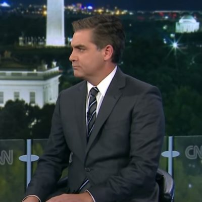 CNN Lawsuit Gets Jim Acosta Out Of Timeout