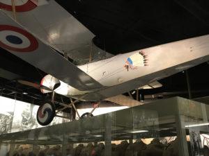 armistice; Nieuport