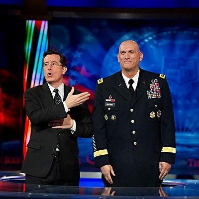 Follow Stephen Colbert's Example