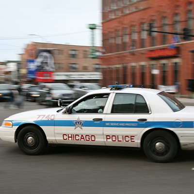 Hero Chicago Cop Runs to Gunfire