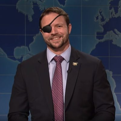 Dan Crenshaw Gets Last Laugh On SNL [VIDEO]