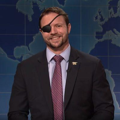 Dan Crenshaw Gets Last Laugh On SNL [VIDEO]