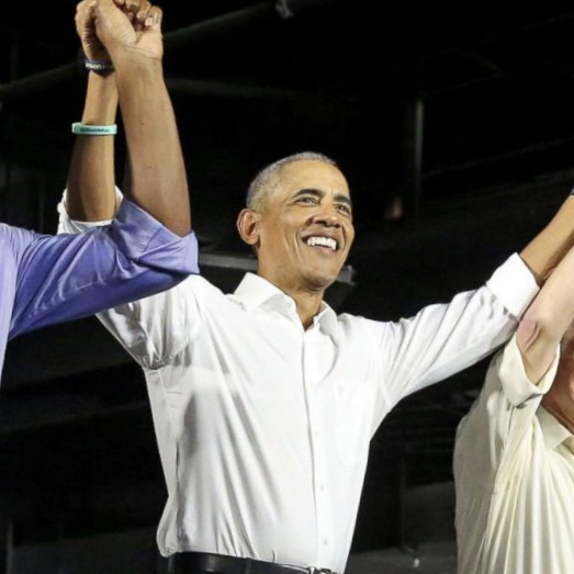Obama Rally: Republicans Are the Ones Who Are Mad. #Wrong