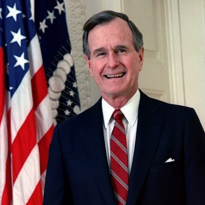 President George H.W. Bush Dies At Age 94 [PHOTOS, VIDEO, BIO]