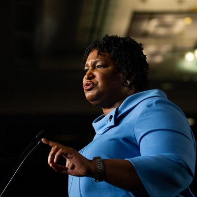 Entitled Stacey Abrams Refuses to Concede in Georgia