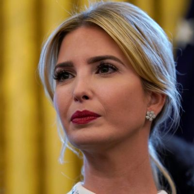 Ivanka Trump Used Personal Email To Conduct Gov't Business, Bathroom Server Non-Existent [VIDEO]