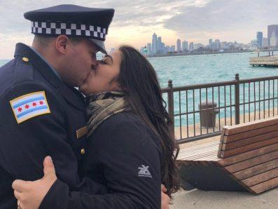 hero Chicago cop