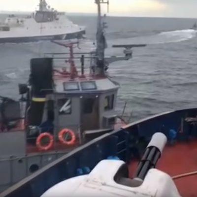 Russia Blocks Ukraine Ships, UN Security Council Responds