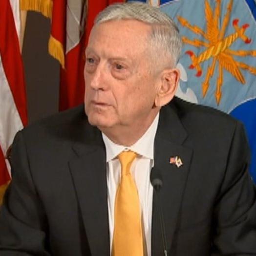 "Mattis Flattens Media About Border Troop Deployment: ""We Don't Do Stunts"" [VIDEO]"