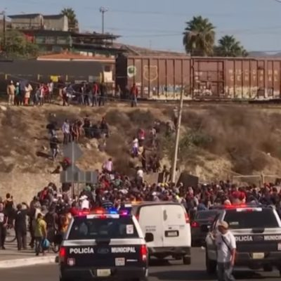 Mexico Announces It Will Deport Those Who Rushed U.S. Border