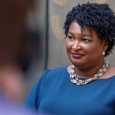 Stacey Abrams Is Bad Romance For Georgia [VIDEO]
