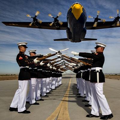 United States Marines Corps Celebrates 243 Years