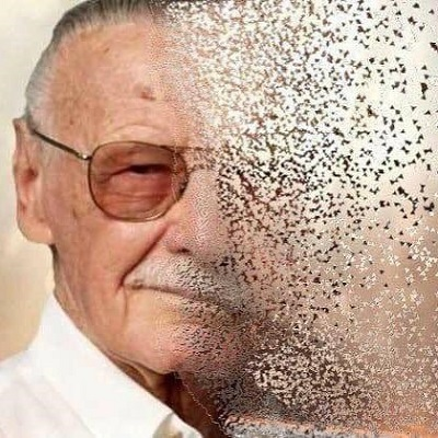 RIP, Stan Lee! EXCELSIOR!