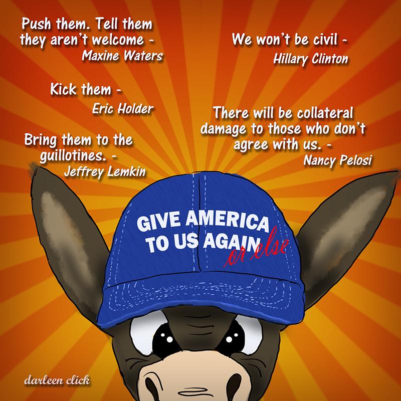 Vote No On Democrats