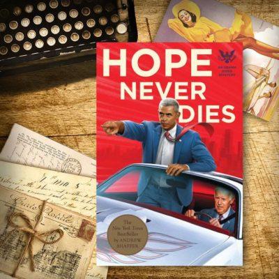 From the VG Bookshelf: Hope Never Dies