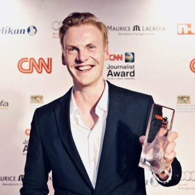 Claas Relotius, CNN's Journalist Of The Year Fired For Pedaling Fake News For Years