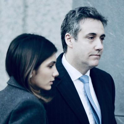 """Smorgasbord Of Fraudulent Conduct"" Michael Cohen Sentenced To Three Years"