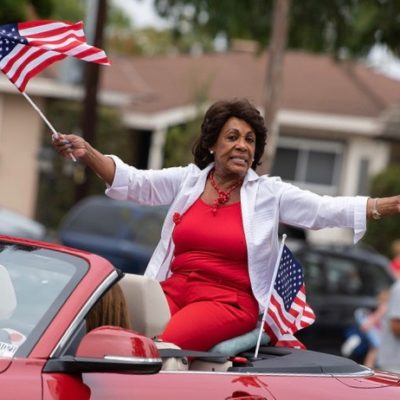 Trump is a Despicable Character: Says Maxine Waters